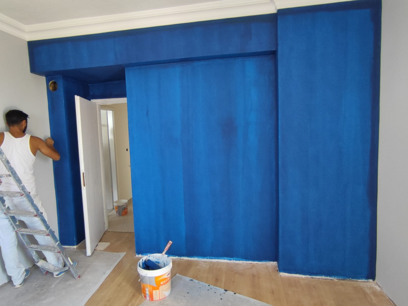 Boyalı Duvarlarınızı Temizlemek İçin 5 İpucu