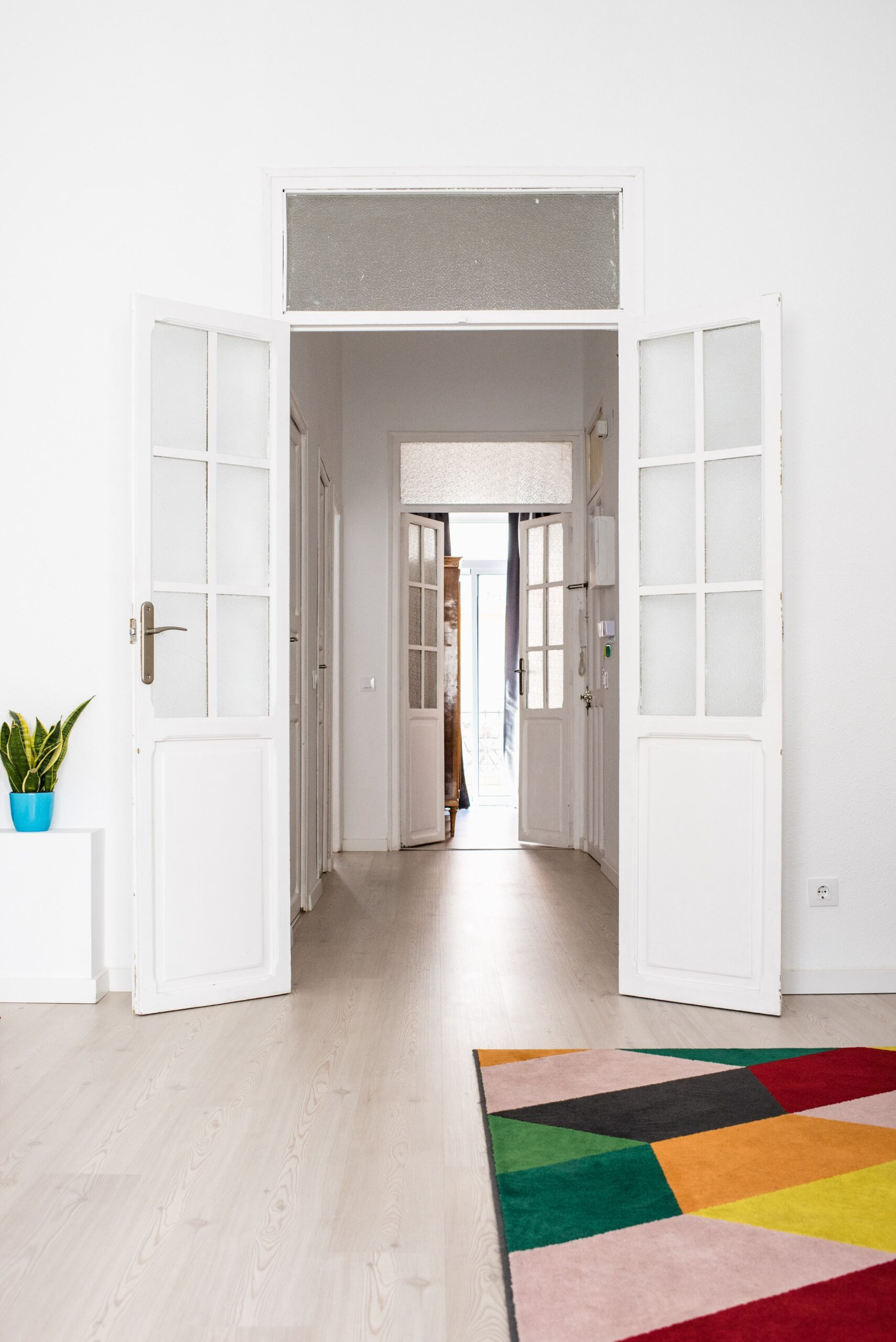 İç Kapıların Boyanması