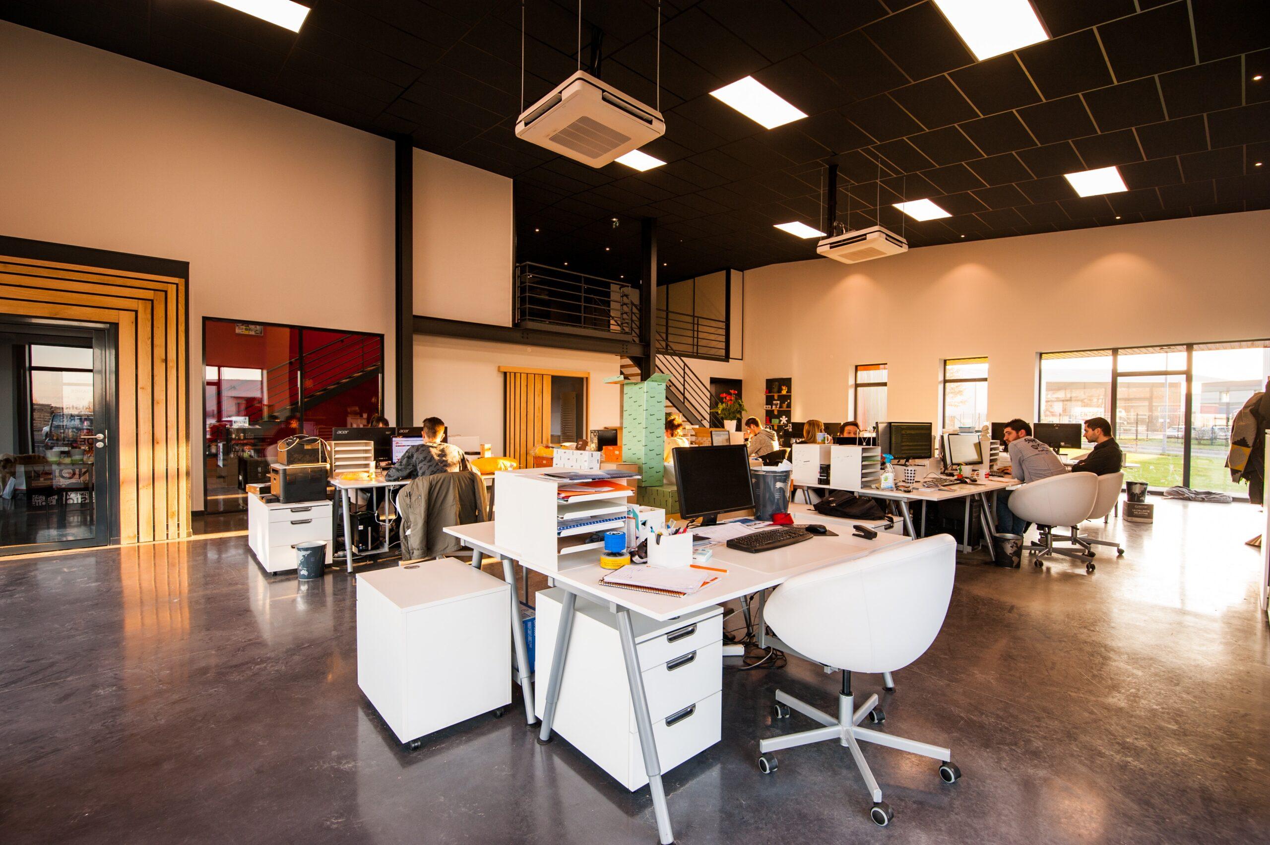 Ofis Alanınızı Yeniden Boyamak İçin 5 Neden